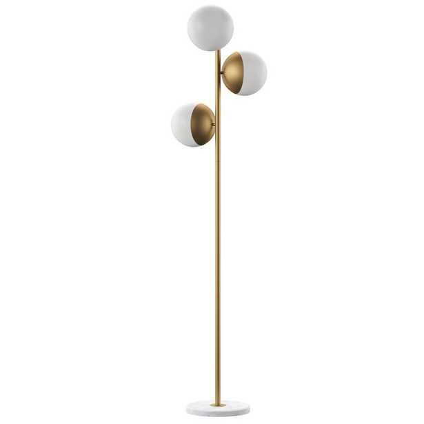 "Yearby 65.5"" Tree Floor Lamp - - AllModern"