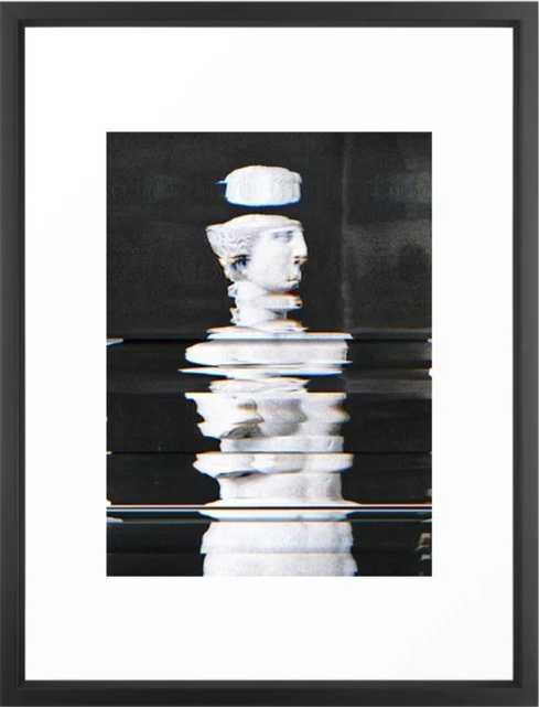 Digitex Triacotine 16 Framed Art Print 20x26 - Society6