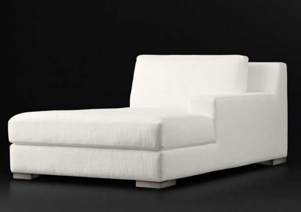 MODENA TRACK ARM RIGHT-ARM CHAISE - RH