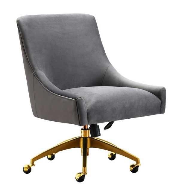 Biancatrix Morgan Office Swivel Chair - Maren Home