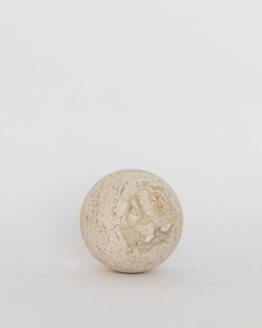 Travertine Stone Object - Medium - McGee & Co.