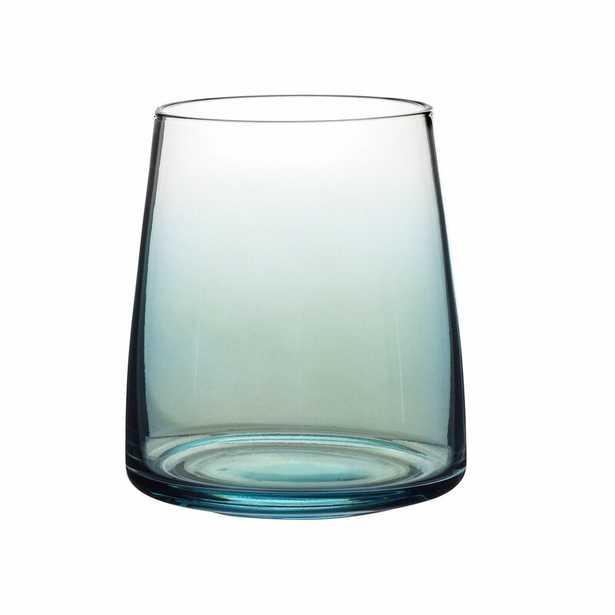Atrium 13 oz. Stemless Wine Glass (set of 4) - Wayfair
