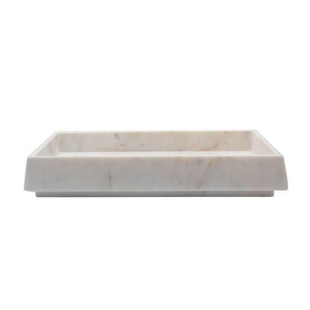 Sherando Marble Coffee Table Tray - AllModern