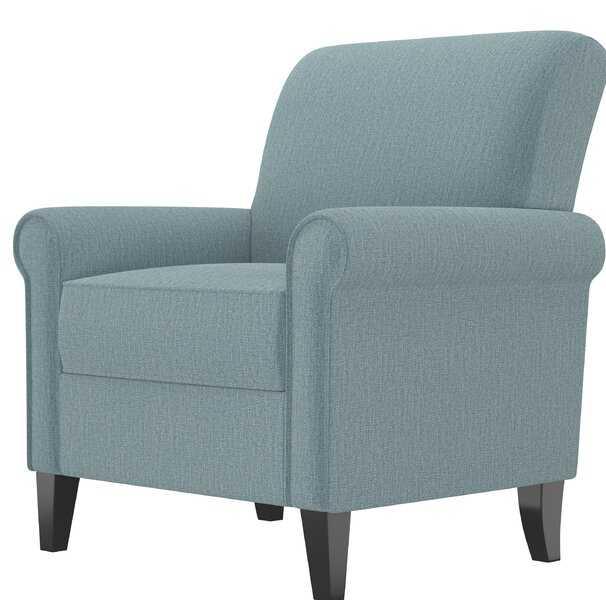 Verdin Rolled Armchair - Wayfair