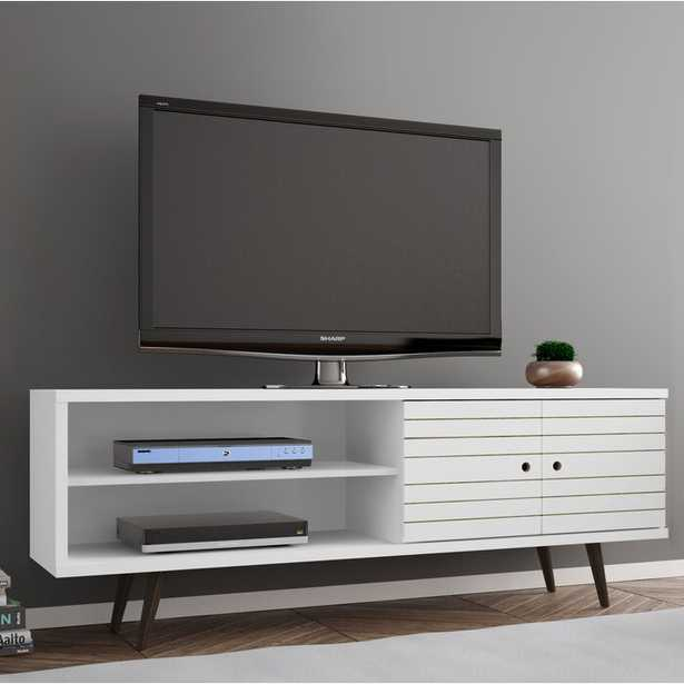 "Hal TV Stand for TVs up to 60"" - Wayfair"