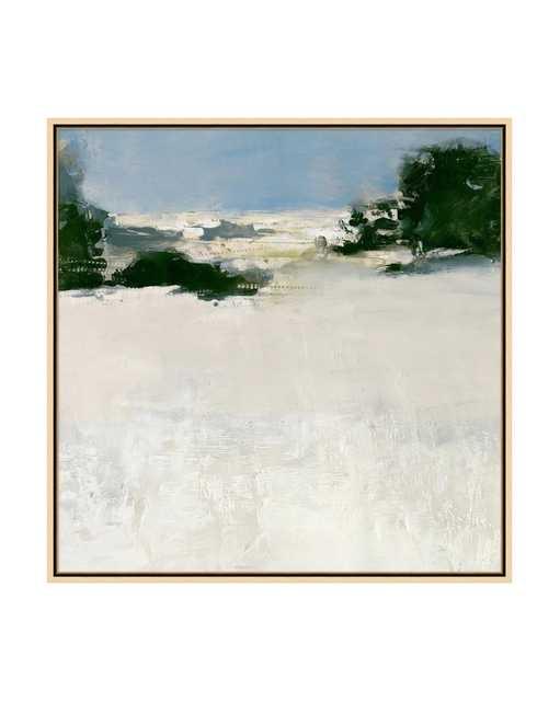 OPEN OCEAN Framed Art - McGee & Co.