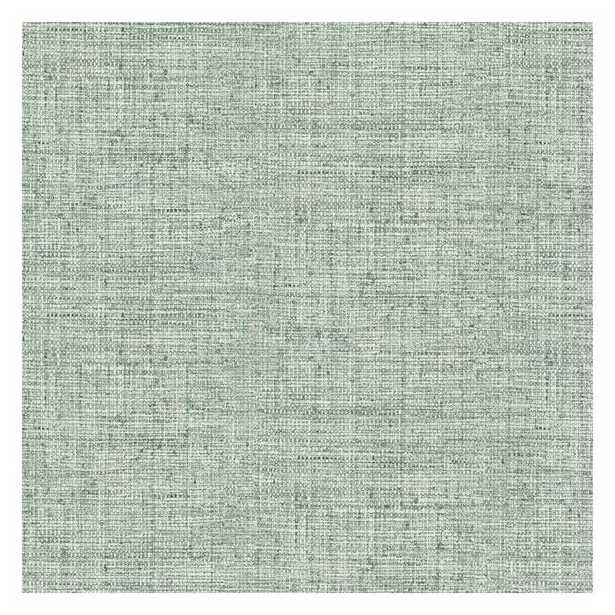 Papyrus Weave Premium Peel and Stick Wallpaper - York Wallcoverings