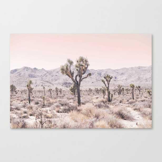 Joshua Tree Canvas Print // 19x13 - Society6