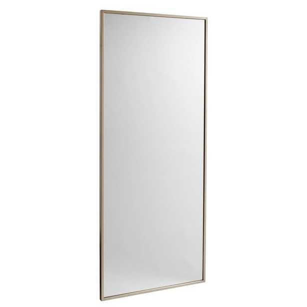 """Metal Frame 72"""" Floor Mirror - West Elm"""