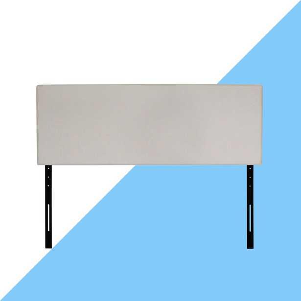Kiara Upholstered Panel Headboard- QUEEN - Wayfair