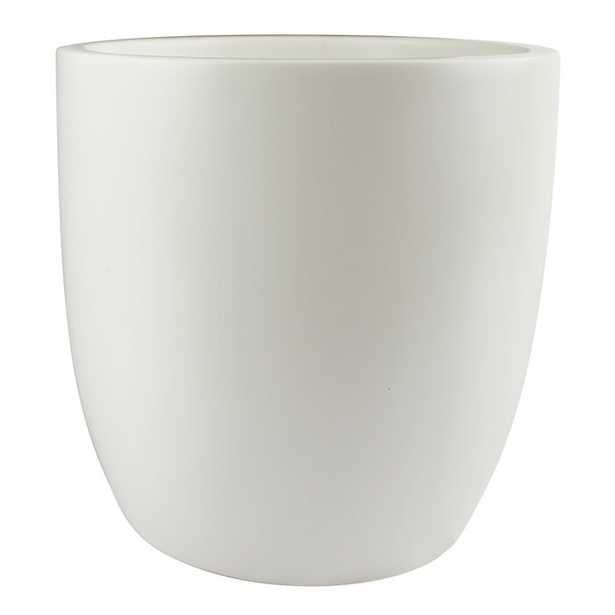 Bankston Fiberglass Pot Planter - Wayfair