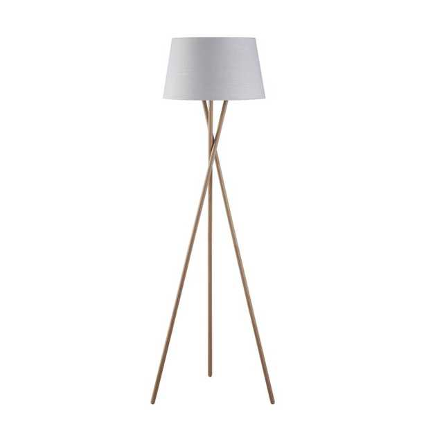"Orchard Hill 61"" Tripod Floor Lamp - Wayfair"