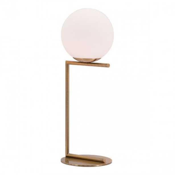Belair Table Lamp Brass - Zuri Studios