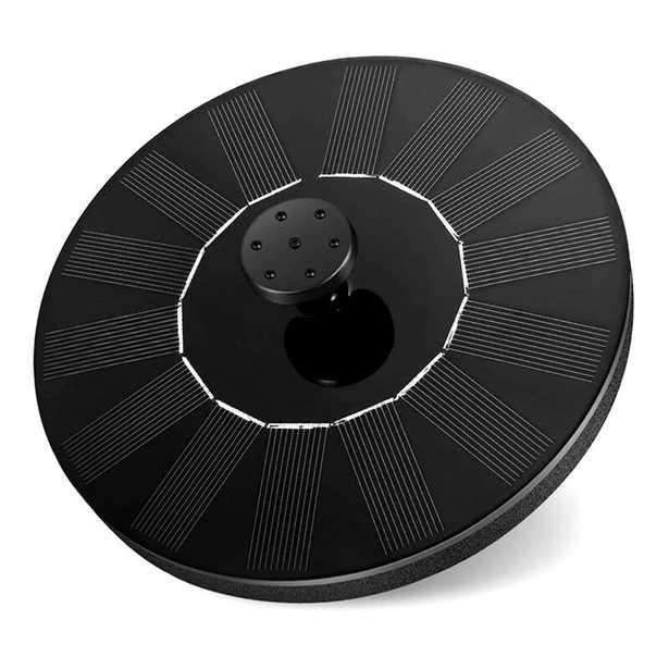 Solar Lighted Birdbath - Wayfair