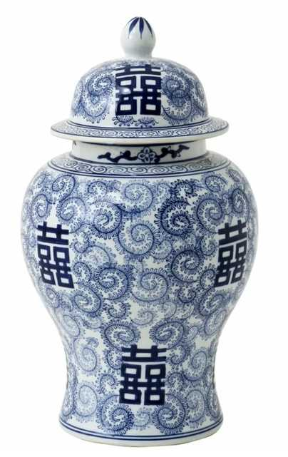 Chinese Glamour Urns and Jars - Perigold