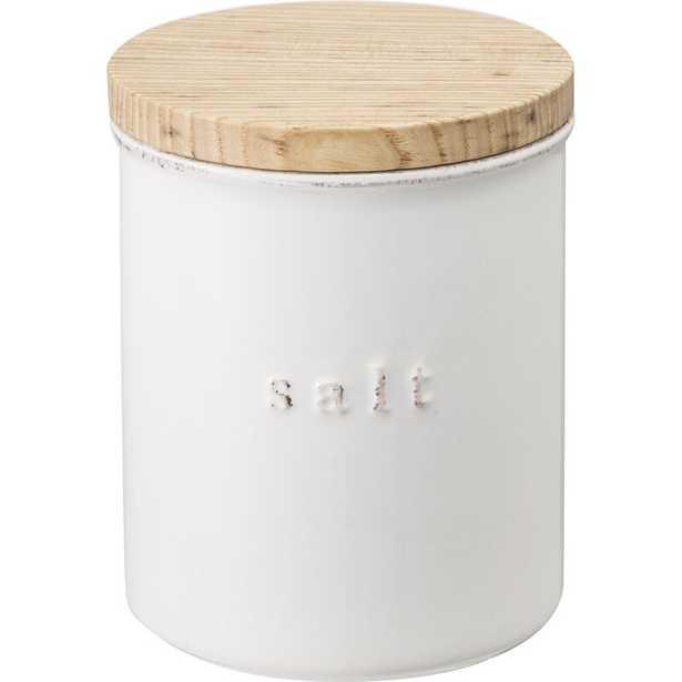 Tosca Salt 1.08 qt. Kitchen Canister - Perigold