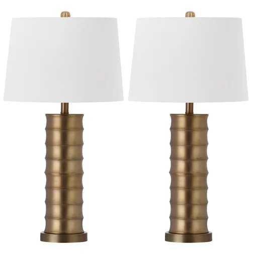 "Lebo 28.5"" Table Lamp - Set of Two - Wayfair"