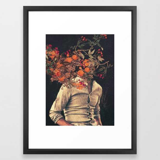 Roots Framed Art Print - Society6