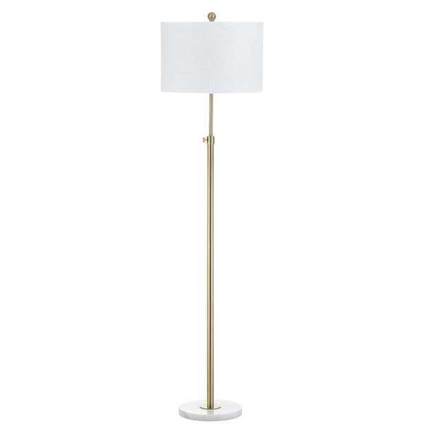 """Courtland Adjustable 65"""" Floor Lamp - Wayfair"""