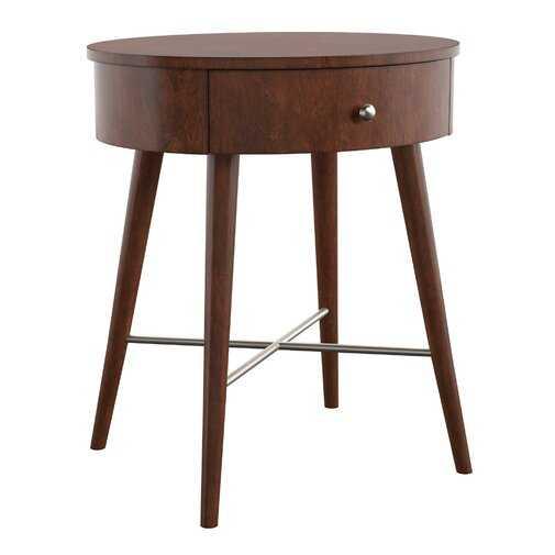 Darlene End Table with Storage - AllModern