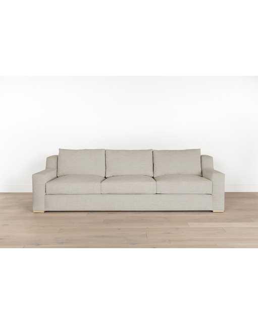 Remi Sofa - Alabaster Crypton - McGee & Co.