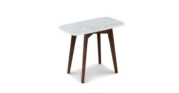 Vena rectangular side table - Article