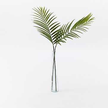 Faux Palm Leaf Branch - West Elm