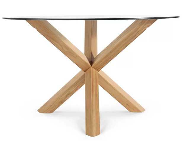 Hatmaker Solid Wood Dining Table - AllModern