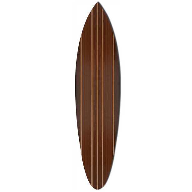 Aloha Surfboard Wall Décor - Wayfair