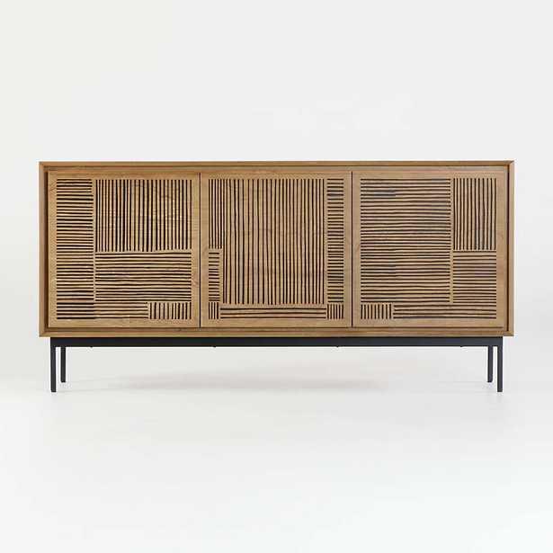 Keenan Large Sideboard - Crate and Barrel