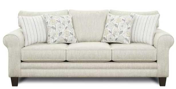 "Southard Revolution Performance Fabrics 88"" Rolled Arm Sofa Bed - Wayfair"