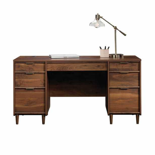 Cutrer 6 Drawer Executive Desk - Wayfair