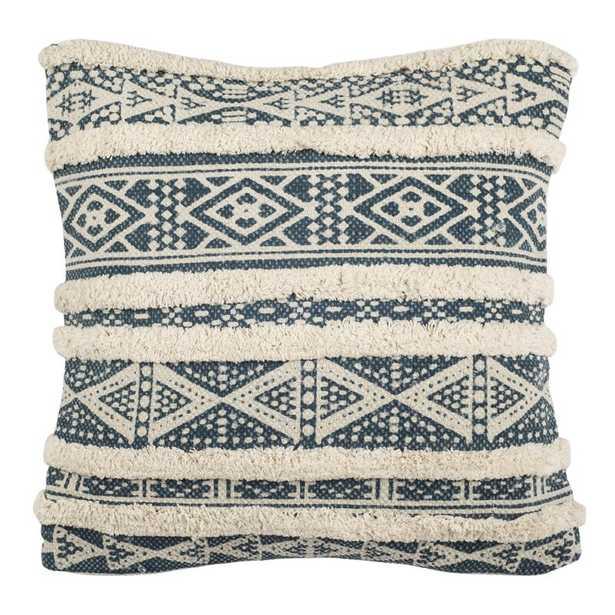 Manzi Cotton Throw Pillow - Wayfair