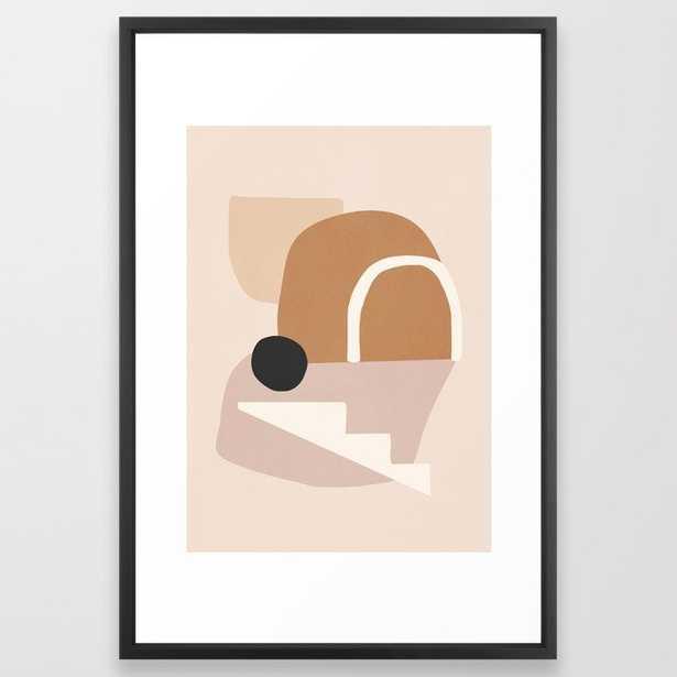 "Abstract Minimal 24, 26x38"" - Society6"