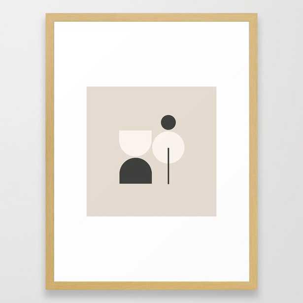 cartwheel Framed Art Print - Society6