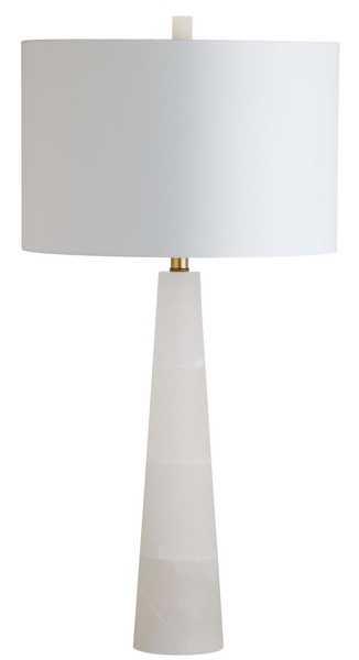 Rabella Alabaster Lamp - Cove Goods