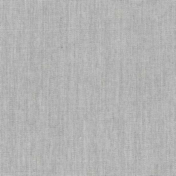 Sunbrella® Canvas - Granite - fabric by the yard - Loom Decor