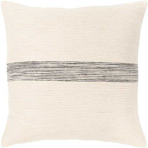 Carine : CIE-002 - 20 x 20 with Polyester Insert - Neva Home