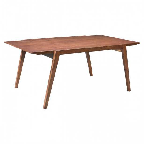 Graham Dining Table Walnut - Zuri Studios