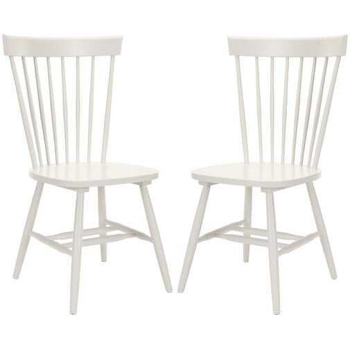 Valdosta Solid Wood Windsor Back Side Chair (Set of 2) - Wayfair