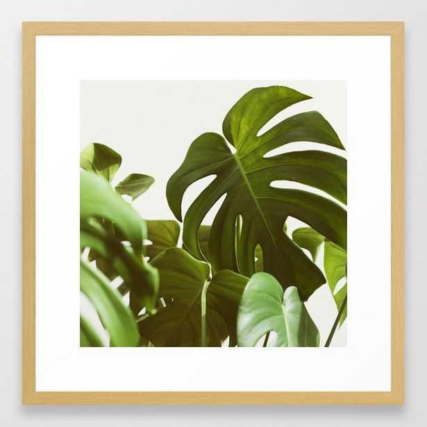 Verdure #5 Framed Art Print - Society6