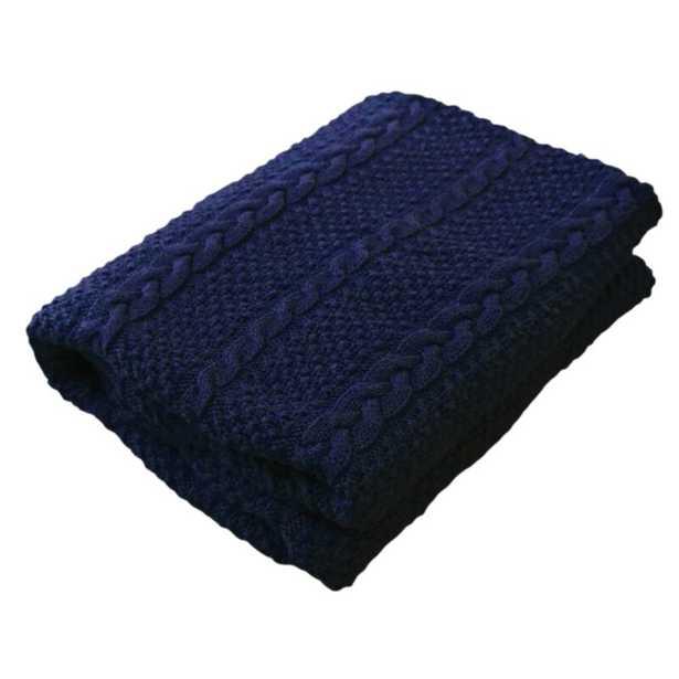 Hillside Pure Cotton Baby Blanket - Wayfair