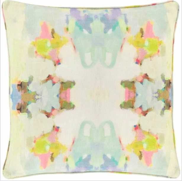 Pine Cone Hill Paris Linen Abstract Throw Pillow - Perigold