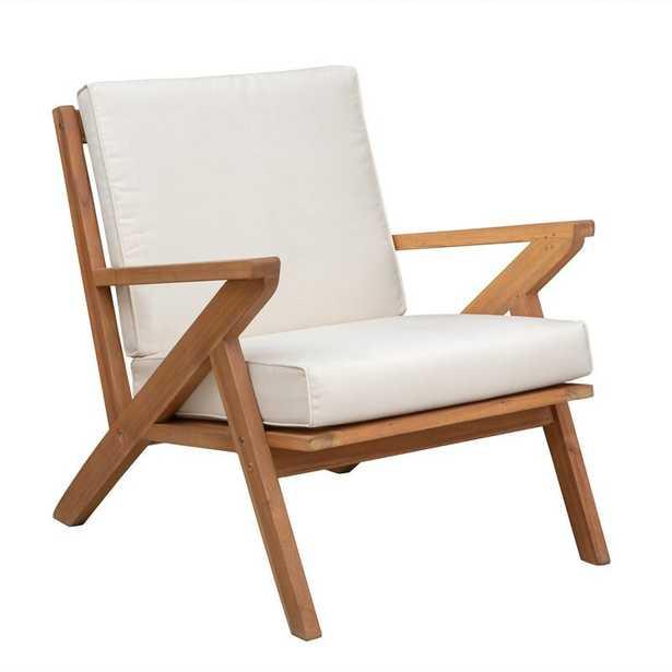 Oslo Patio Chair with Cushions - Wayfair