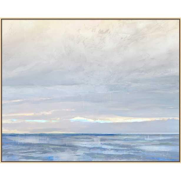 'WHERE SEA MEETS SKY' FRAMED PRINT - Perigold