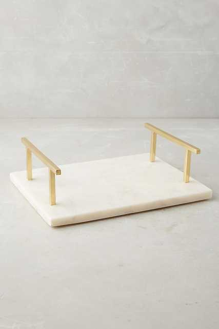 Marble Tray - Anthropologie