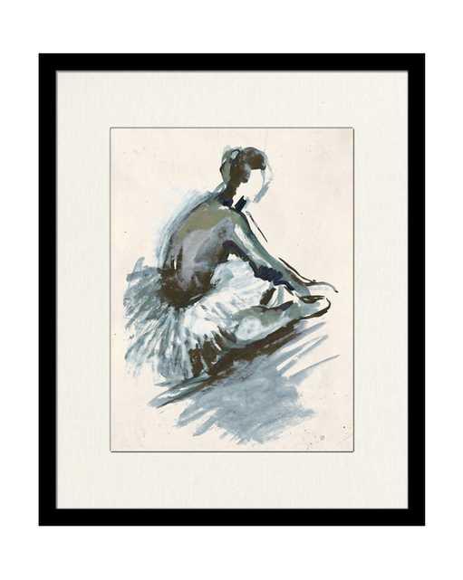 BALLERINA SKETCH 2 Framed Art - McGee & Co.