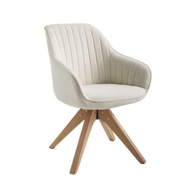 "Brister Swivel 23.23"" W Side Chair - Wayfair"
