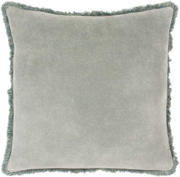 "Reina Pillow Cover, 20"" x 20"" - Roam Common"