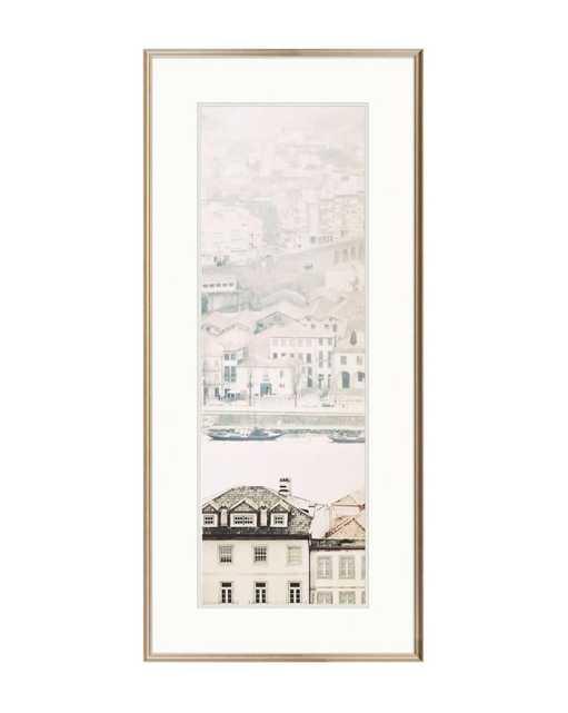 PORTO 1 Framed Art - McGee & Co.